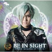 BE IN SIGHT(プレス限定盤F)