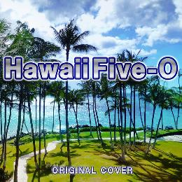 Hawaii Five-O  ORIGINAL COVER