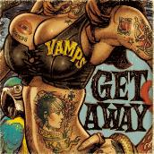 GET AWAY/THE JOLLY ROGER (初回盤 TYPE A)