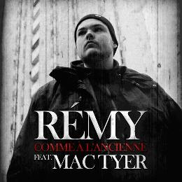 Comme a l'ancienne featuring Mac Tyer