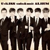 U-KISS solo&unit ALBUM