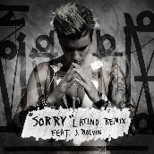 Sorry (Latino Remix) featuring J. Balvin