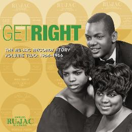 Get Right: The Ru-Jac Records Story, Vol. 2: 1964-1966