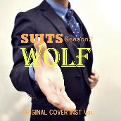 SUITS Season2 WOLF ORIGINAL COVER INST Ver.