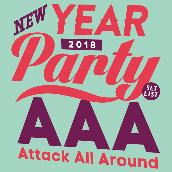 AAA NEW YEAR PARTY 2018 -SET LIST-