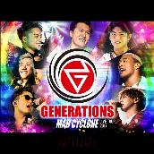 GENERATIONS LIVE TOUR 2017 MAD CYCLONE SET LIST