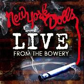 Live From The Bowery (Live At The Bowery Ballroom / NYC, NY / 2011)